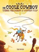Boekomslag van 'De coole cowboy'