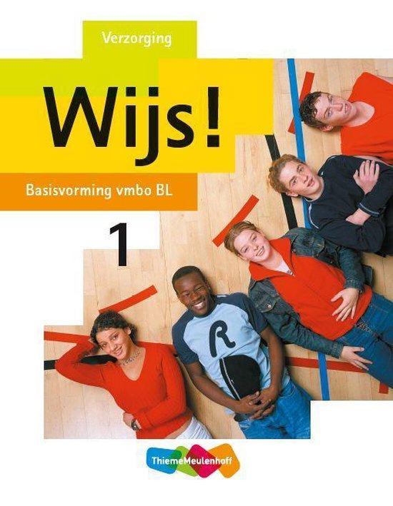 Wijs! 1 Vmbo BL Leerboek - J. Banens  