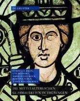Die mittelalterlichen Glasmalereien in Thuringen ohne Erfurt und Muhlhausen