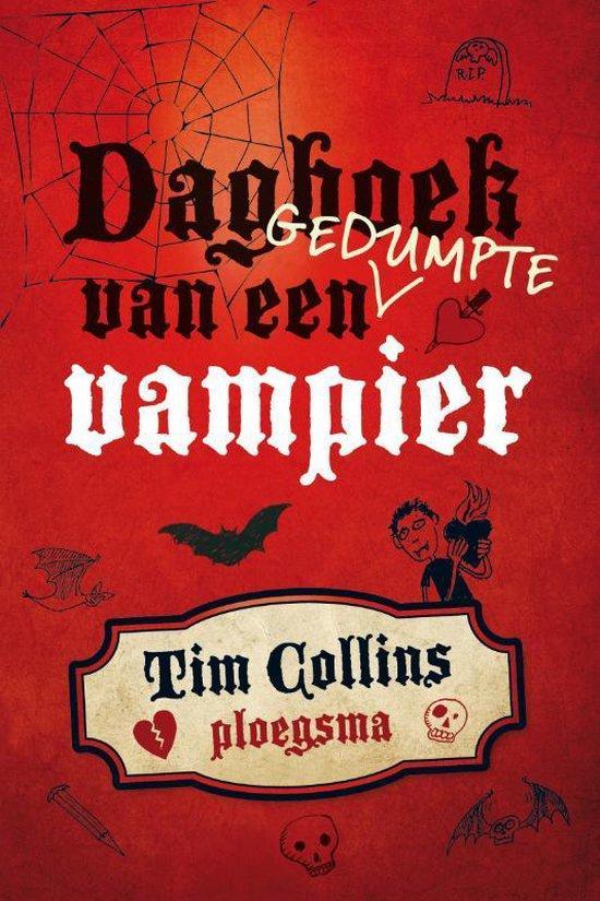 Dagboek van een gedumpte vampier - Tim Collins | Readingchampions.org.uk