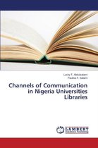 Channels of Communication in Nigeria Universities Libraries