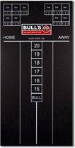Bull´s Darts Scorebord 60 Cm Met Krijtjes