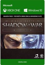 Middle-Earth: Shadow of War - Season Pass/Expansion Pass - Xbox One & Windows 10