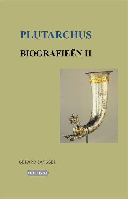 Editio maior - Biografieën II - Plutarchus |