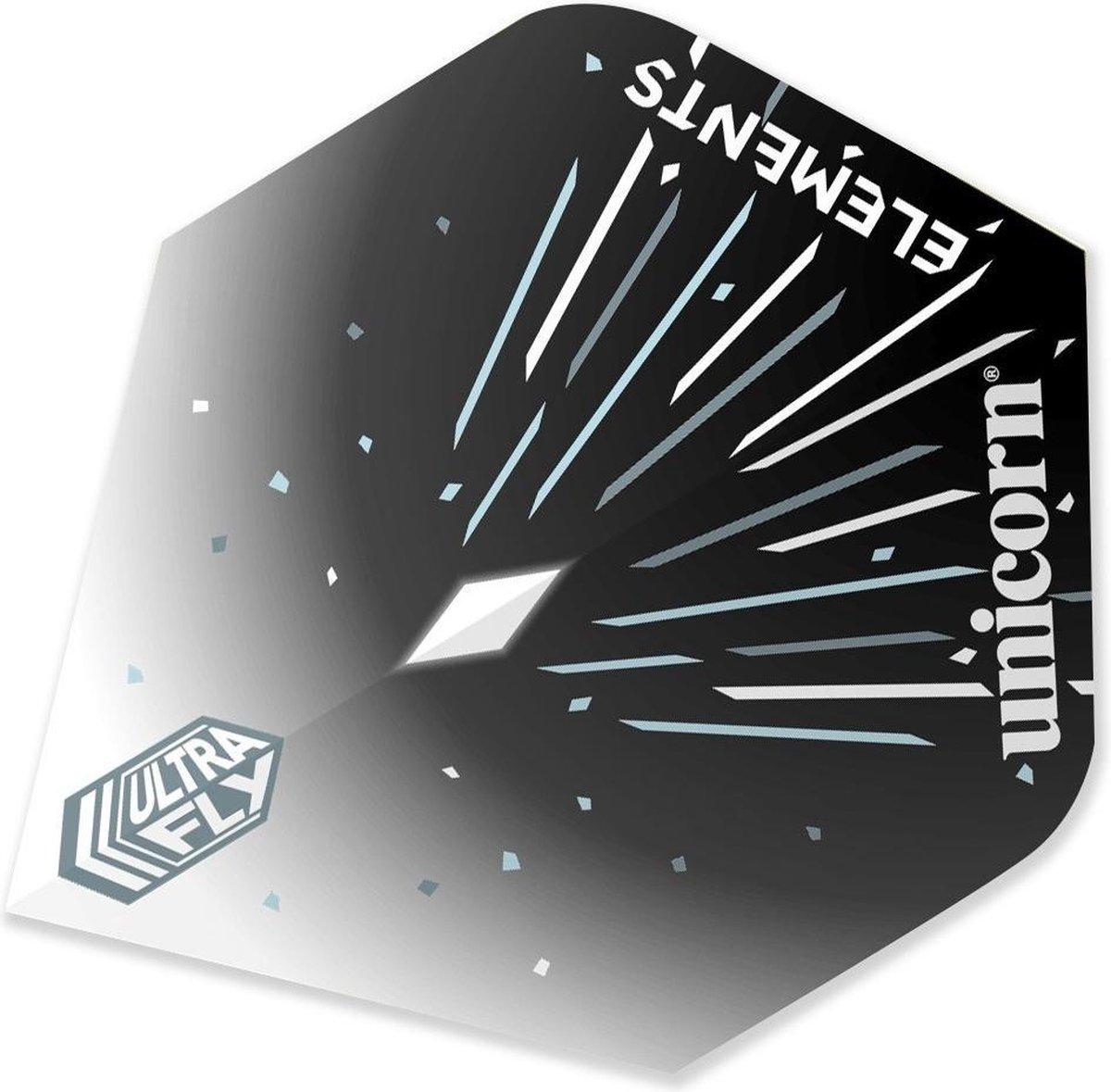 Unicorn Ultrafly Flights 100 Micron Elements Icestorm Plus Zwart