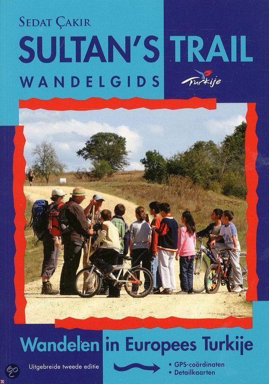 Sultan's Trail wandelgids - Onbekend  