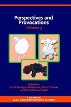 Omslag Perspectives and Provocations in Early Childhood Education Volume 3