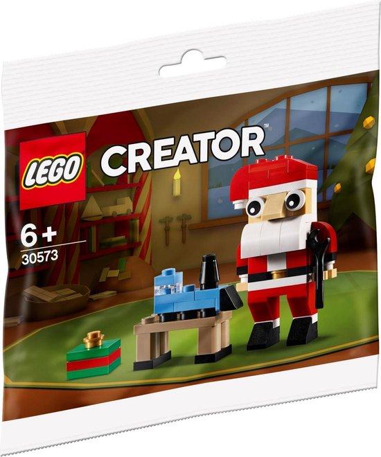 LEGO Polybag Kerstman - schoencadeautjes tot 5 euro