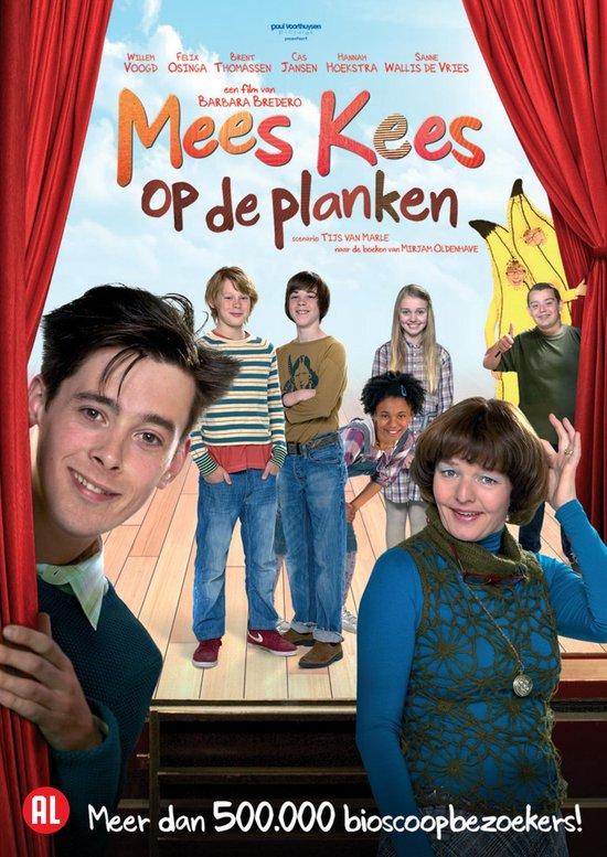 Mees Kees Op De Planken - Movie