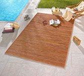 Vloerkleed - In&outdoor - Bougari Lotus - Terra,oranje - 160x230cm geweven
