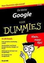Voor Dummies - De kleine Google voor Dummies