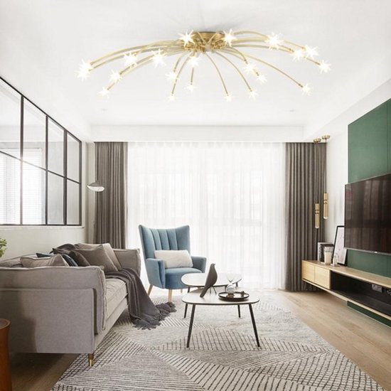 Ongekend bol.com   Slaapkamer woonkamer moderne minimalistische studie LU-54