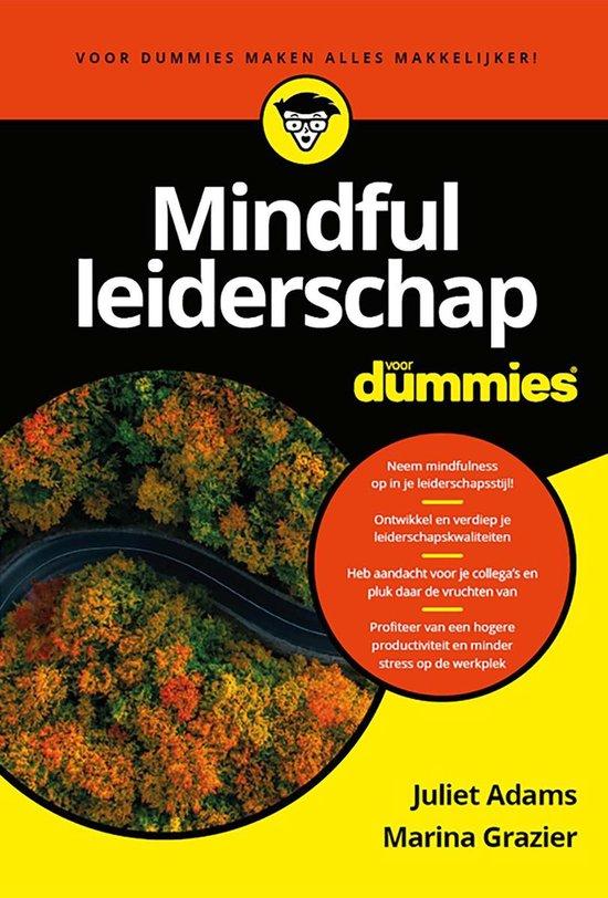 Mindful leiderschap voor Dummies - Juliet Adams | Fthsonline.com