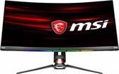 MSI Optix MPG341CQR - QHD USB-C Ultrawide Gaming Monitor - 144hz - 34 inch