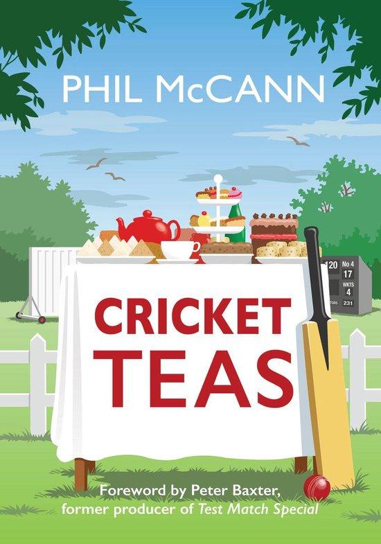 Boek cover Cricket Teas van Phil Mccann (Onbekend)