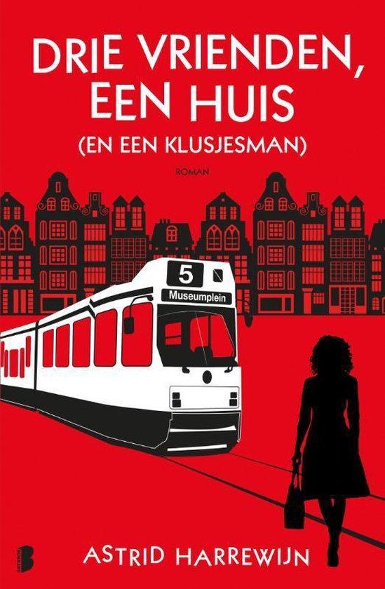 Drie vrienden, een huis (en een klusjesman) - Astrid Harrewijn   Fthsonline.com