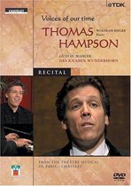 Voices of our time Thomas Hampson / Wolfram Rieger