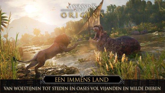 Assassin's Creed: Origins - PS4 - Ubisoft