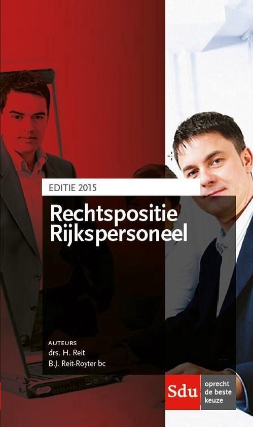 Rechtspositie rijkspersoneel 2015 - H. Reit |