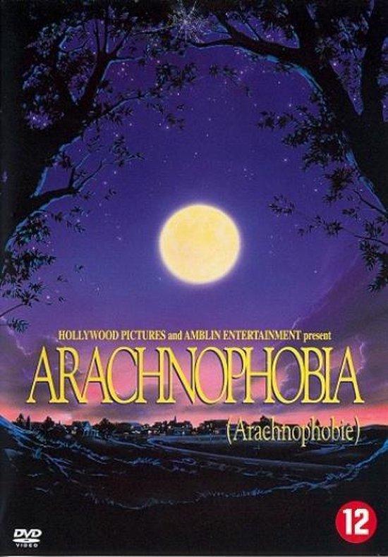 Cover van de film 'Arachnophobia'