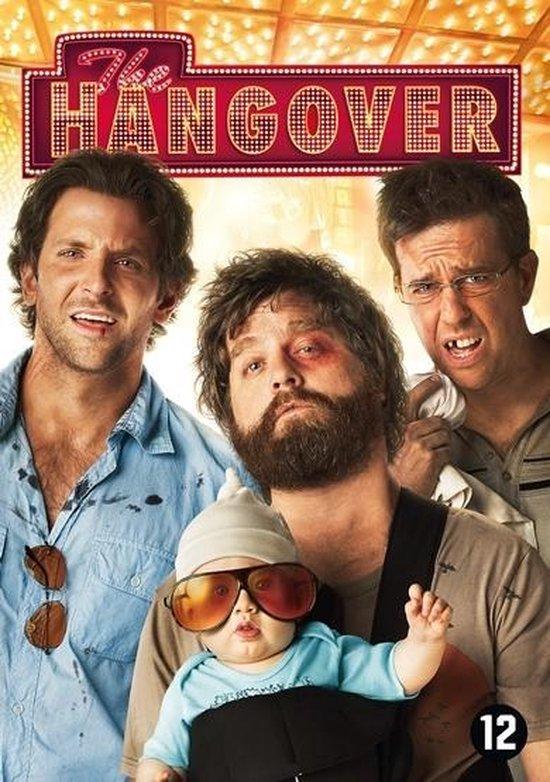 Cover van de film 'The Hangover'