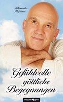 Boek cover Gefühlvolle göttliche Begegnungen van Alexander Hofstetter