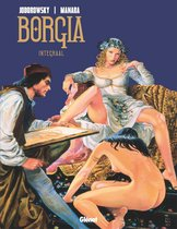 Collectie manara Hc01. borgia integraal