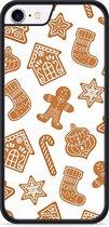 iPhone 7 Hardcase hoesje Christmas Cookies