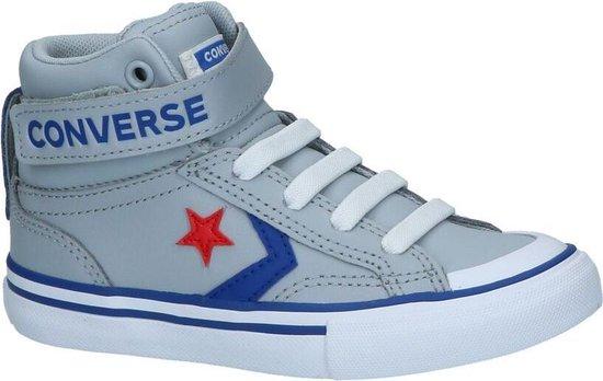 Grijze Sneakers Converse Pro Blaze Strap Hi