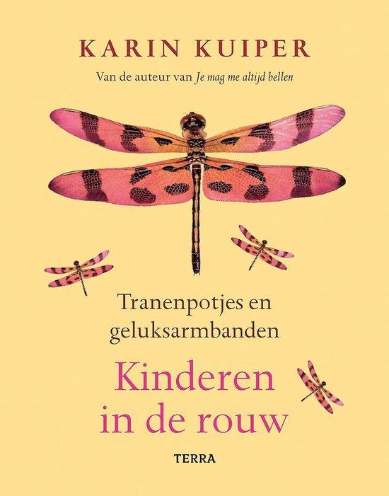 Boek cover Tranenpotjes en geluksarmbanden van Karin Kuiper (Paperback)