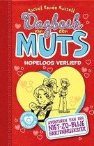 Boekomslag van 'Dagboek van een muts 6 -   Hopeloos verliefd'