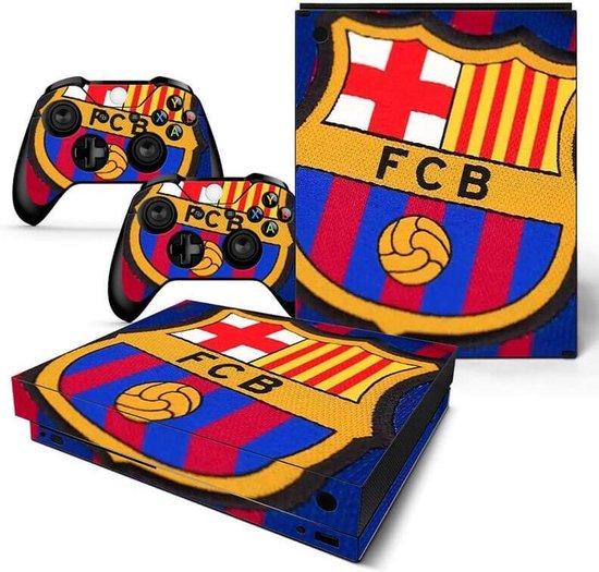FCB Barcelona Logo – Xbox One X skin