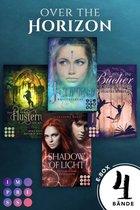 Over the Horizon. Vier magische Romantasy-Romane mit Suchtfaktor (Die Aktions-E-Box von Impress!)