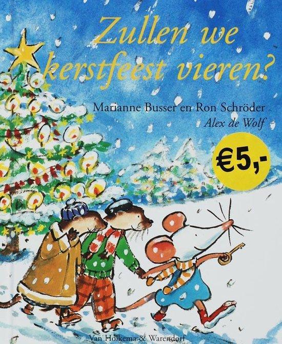Cover van het boek 'Zullen we kerstfeest vieren ?'