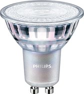 PHILIPS - LED Spot - MASTER 927 36D VLE - GU10 Fitting - DimTone Dimbaar - 3.7W - Warm Wit 2200K-2700K   Vervangt 35W