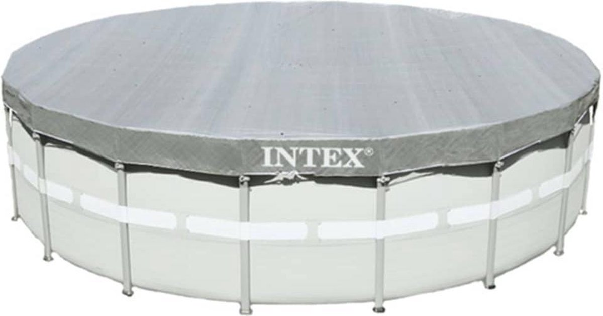 Intex Zwembadhoes Deluxe rond 549 cm 28041