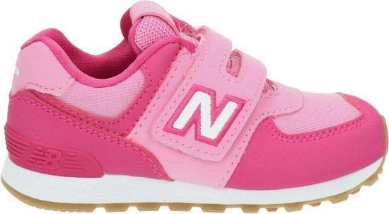 New Balance 574 klittenbandschoen, Lage schoenen, Meisje, Maat 23.5,