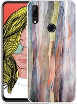 Huawei P Smart Z Hoesje Wood Art II
