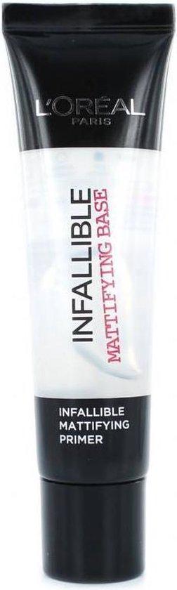 L'Oréal Paris Infallible Base Primer - Matte