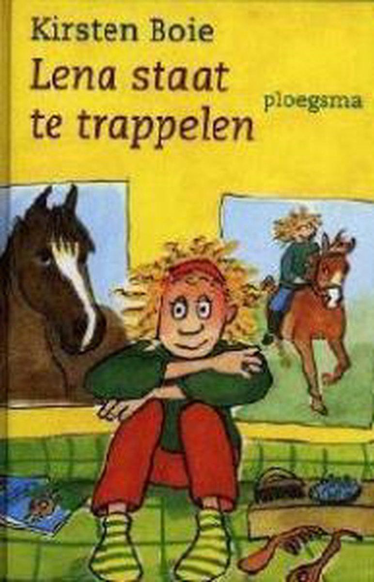 Lena Staat Te Trappelen
