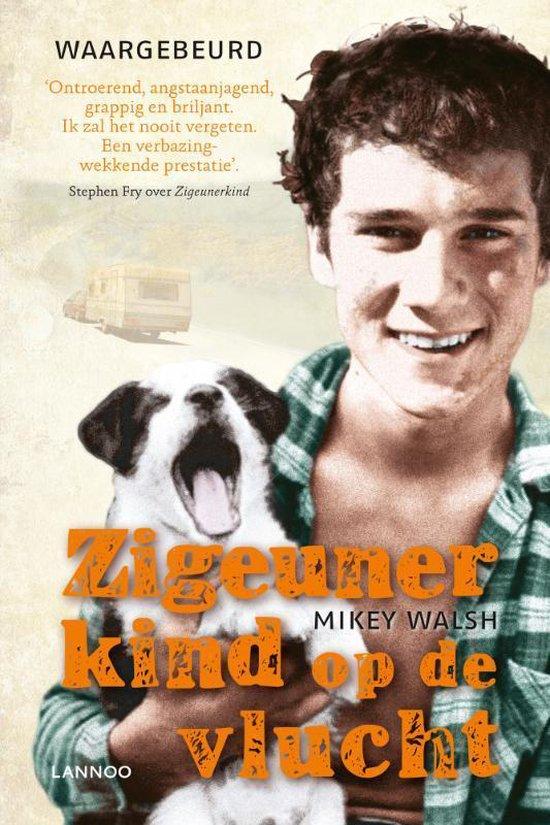 Zigeunerkind op de vlucht - Mikey Walsh | Fthsonline.com