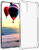 iMoshion Shockproof Case Samsung Galaxy A41 hoesje - Transparant