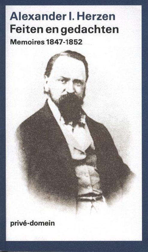 Privé-domein 115 - Feiten en gedachten Derde boek 1847-1852 - Alexander I. Herzen |