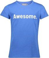Geisha Meisjes t-shirts & polos Geisha  T-shirt awesome blauw 164