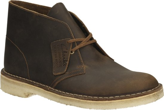 Clarks - Herenschoenen - Desert Boot - G010108 - bruin - maat 14