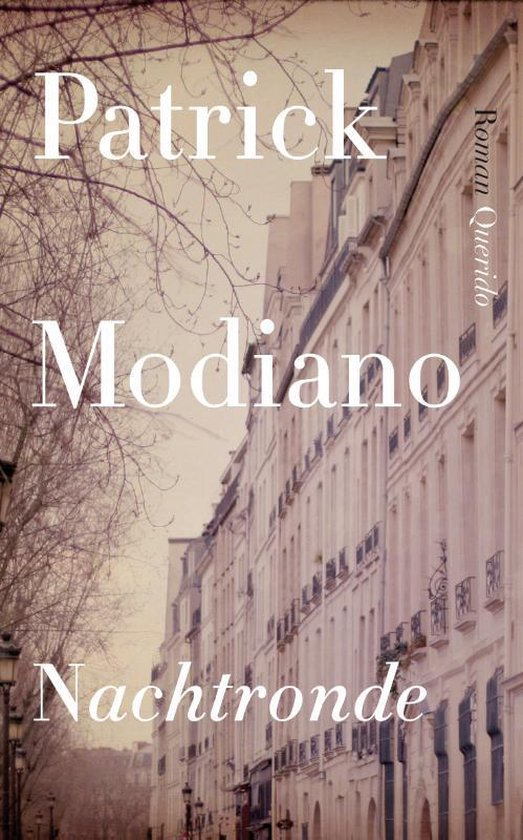 Nachtronde - Patrick Modiano |