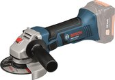 Bosch Professional GWS 18-125 V-LI - Haakse slijper - 18V - Zonder accu en lader - Met L-BOXX