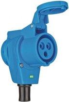 Brennenstuhl 1080980 power uitbreiding 2 AC-uitgang(en) Binnen Blauw