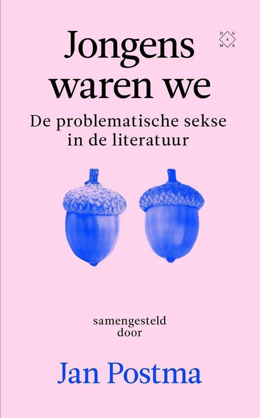 Boek cover Jongens waren we van Jan Postma (Onbekend)
