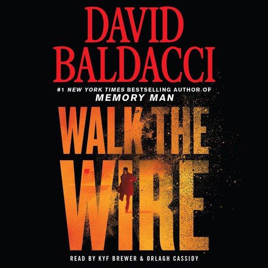 Omslag van Walk the Wire